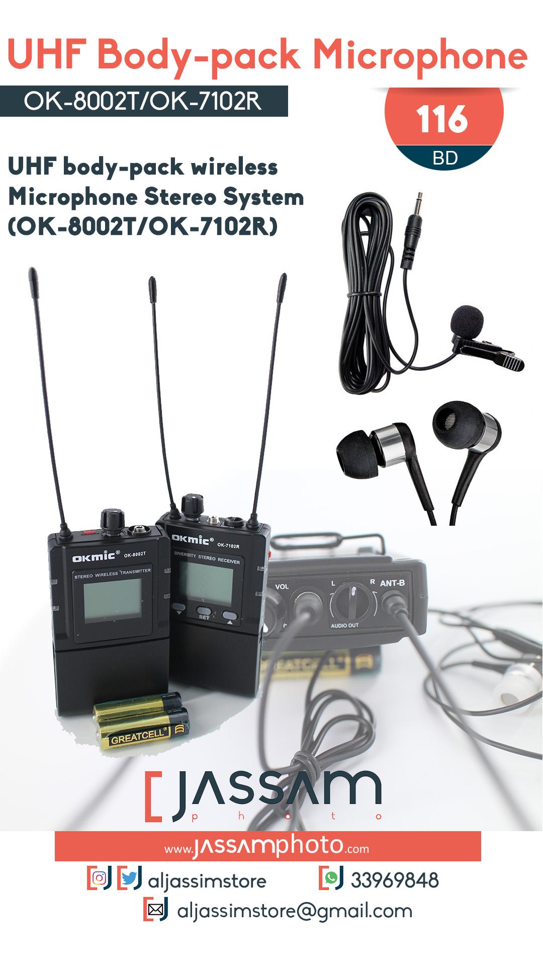 OK-800 OK-7102R