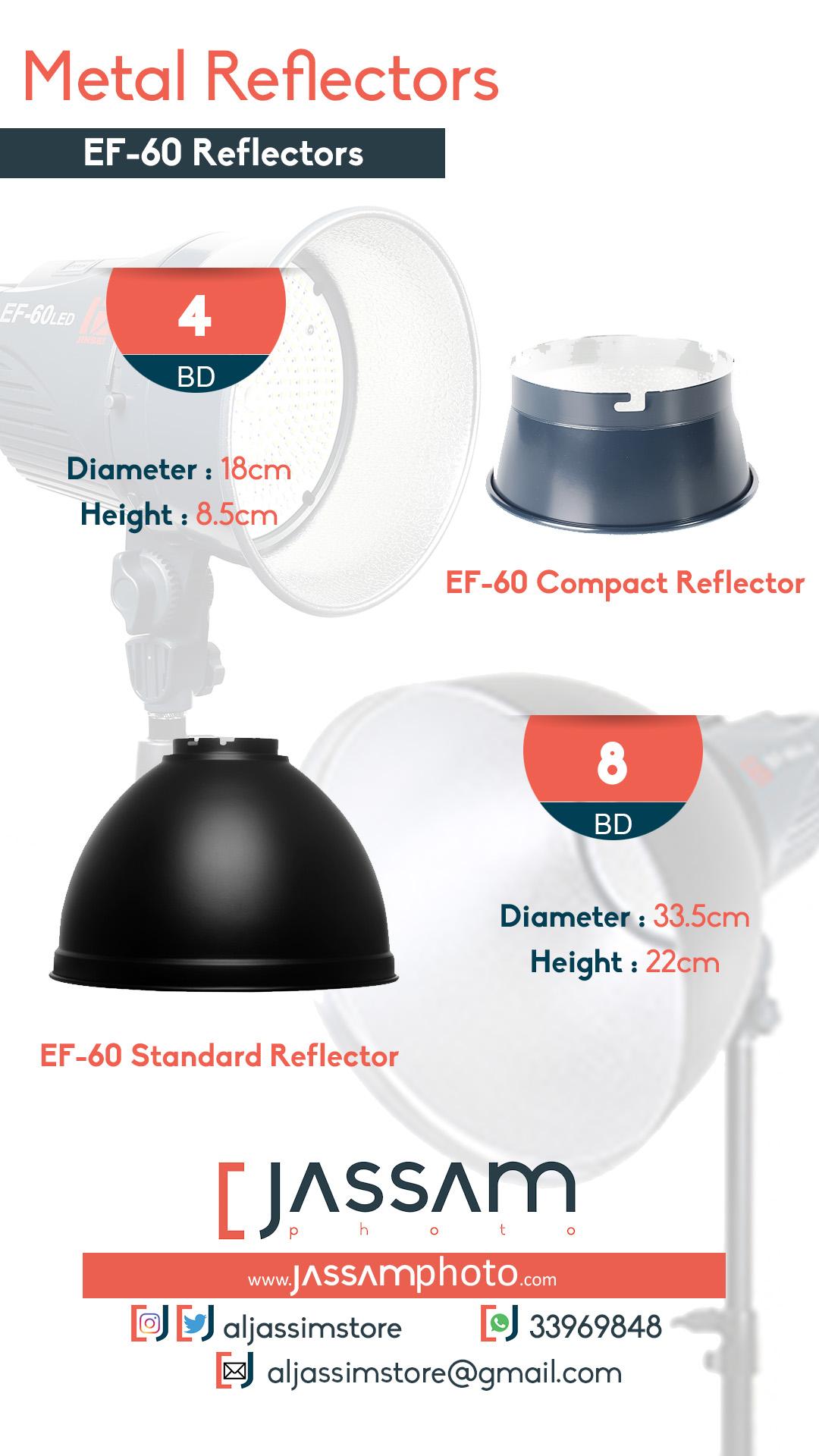 EF-60 Reflector