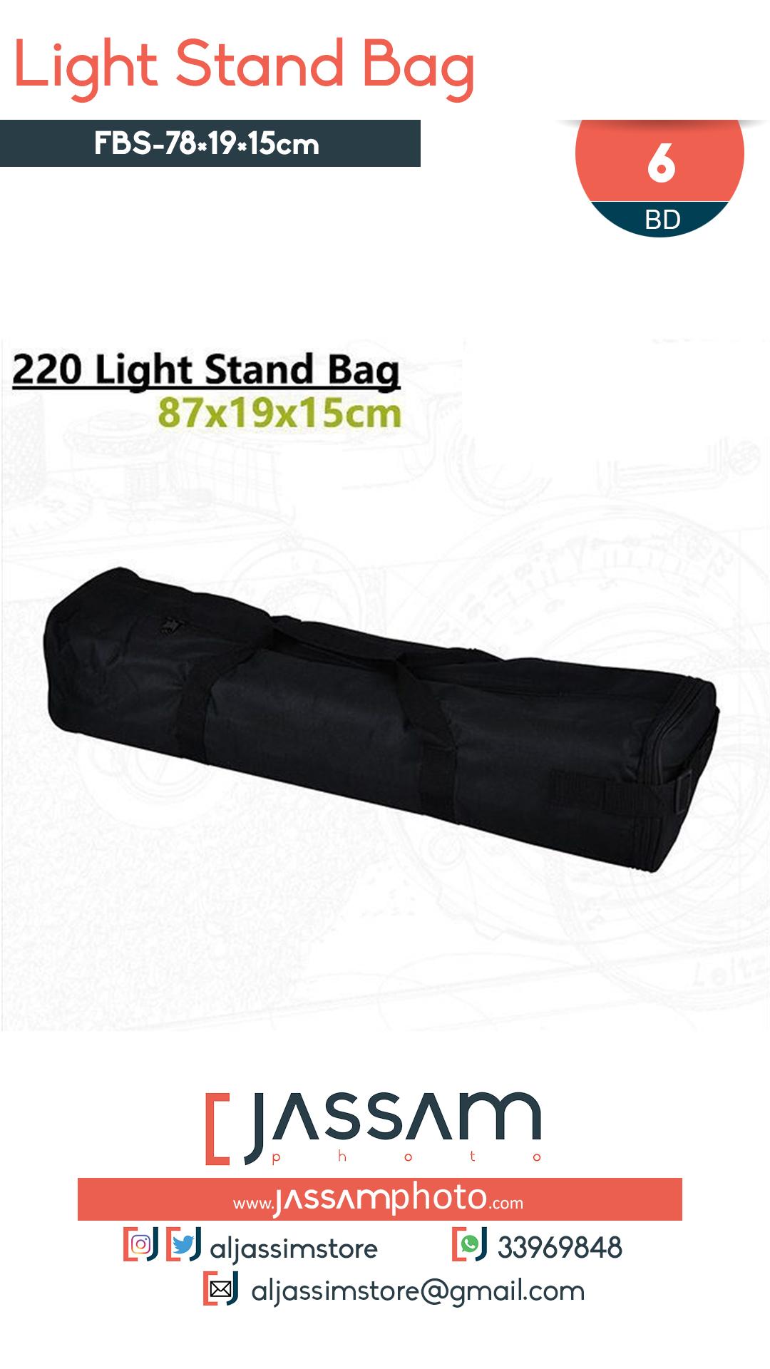 Light Stand 220 Bag